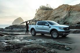 new 2019 ford ranger payload and