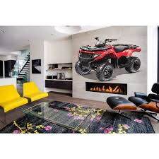 Shop Full Color Sport Atv Four Wheeler Sticker Atv Four Wheeler Decal Art Sticker Decall Size 44x60 Overstock 13996981