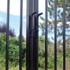 Heavy Duty Drop Rod Gate Drop Rods Boerboel Gate Solutions