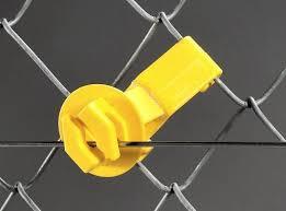 Snug Su 25 Snug Chain Link U Post Insulators Fits Chain Link Fabric And 1 3 4 2 1