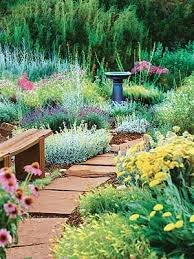 tough as nails perennial garden plan 画