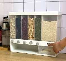 wall mounted dry food dispenser devoitco