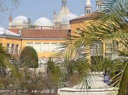 jardim botânico de pádua pádua itália