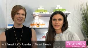 Why is the Teami tea brand selling skin care at Ulta Beauty?