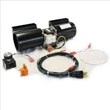 fab 1100 fireplace blower fan kit for