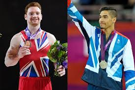 Louis Smith MBE and Dan Purvis inducted in to British Gymnastics ...