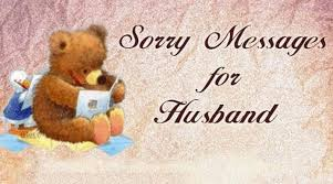 sorry messages to husband i m sorry message for my husband