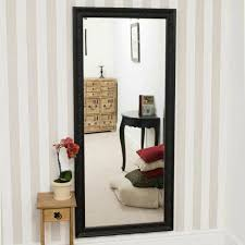 black decorative mirrors for