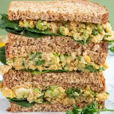 pea smash sandwich revolutionary