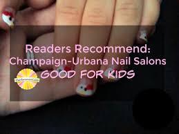 chaign urbana nail salons