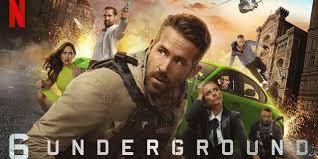6 Underground, su Netflix