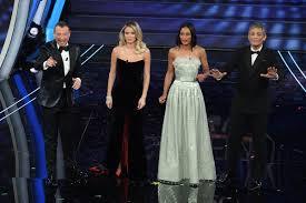 Festival di Sanremo 2020, la prima serata all'Ariston ...