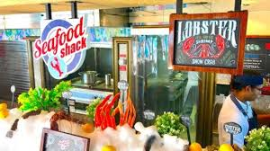 Review: Carnival's Seafood Shack
