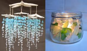 30 sea glass ideas projects lovely