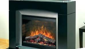 propane wall fireplace