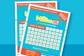 Million Day, estrazione 10 maggio 2020: i numeri vincenti di oggi