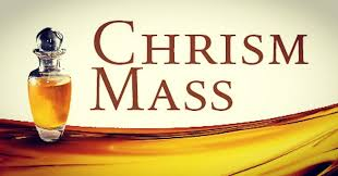 Image result for Chrism mass