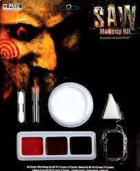 saw jigsaw makeup kit