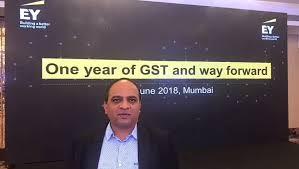 "EY India on Twitter: ""Prabhakar Iyer, ED & CFO, Ingram Micro India shares  how our integrated ASP-GSP solution #EYDigiGST has helped his company  ensure #GSTcompliance #GST #OneYearOfGST @pimprikar @Harishanker09…  https://t.co/5t7TZ0Oild"""