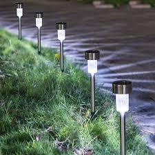 2020 solar path lights low voltage
