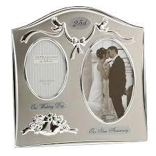 pas on 25th wedding anniversary