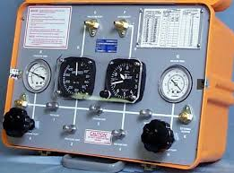 Barfield 1811D403 Pitot Static Test Set Operations Manual - For ...