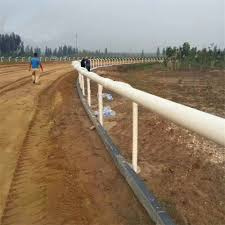 Fentech Fence Factory Supply High Quality Horse Racing Rail Pvc Horse Race Track Railing Buy Horse Race Track Railing Horse Racing Rail Horse Truck Fencing Product On Alibaba Com