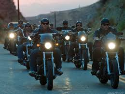 hit the road with these sons of anarchy