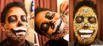 3 easy halloween makeup ideas