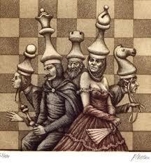 Petr Melan, Chess en 2020 | Peinture et Photographie