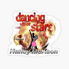 Dancing Nancies Stickers Redbubble