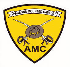 Parson S Mounted Cavalry Decal Shop Corps Of Cadets