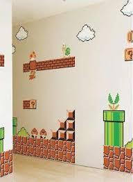 Classy Gamer Decor Mario Room Kid Room Decor Themed Kids Room