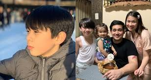 Paolo Contis & LJ Reyes Birthday Message For Son Aki