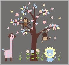 Wall Decals Nursery Girls Wall Stickers Girls Nursery Theme Baby Nurserydecals4you