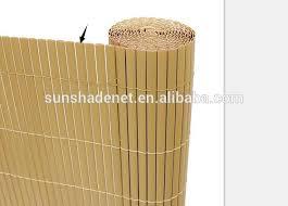 artificial bamboo garden fence outdoor