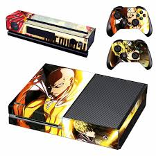 Anime One Punch Man Skin Sticker Decal For Microsoft Xbox One Console And 2 Controllers For Xbox One Skins Sticker Decal Skin Sticker Decal Stickerdecal Sticker Skins Aliexpress