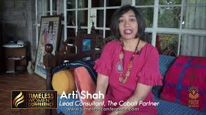 Ms. Aarti Shah, Lead Consultant the Cobalt Partners - YouTube