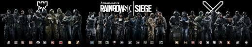 rainbow six siege wallpapers