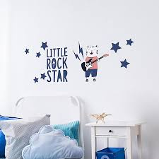 Rock Star Quote Wall Decal Bed Bath Beyond