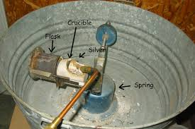 the centrifugal casting machine photo