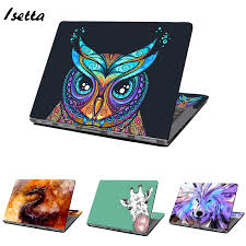 Animal Laptop Sticker Notebook Sticker Laptop Skin Cover Art Decal Fit Hp Dell Lenovo Asus Acer Customize Your Iamge Laptop Skins Aliexpress