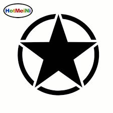 Hotmeini 13 13cm For Jeep Willys Willy S Star Us Army Jdm Vinyl Decal Decals Car Sticker Window Wall Styling Black Sliver Car Sticker Jdm Stylecar Stickers Window Aliexpress