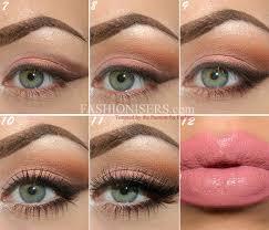 simple makeup step by step saubhaya