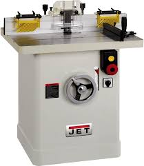 Jet Woodworking Shapers