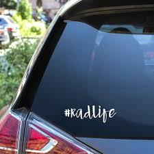 Rad Life Car Decal Vinyl Sticker Window Radiology Etsy In 2020 Xray Tech Car Decals Vinyl Life Car