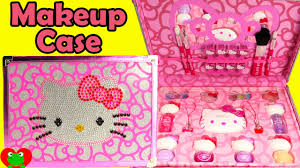 o kitty cosmetics makeup case you