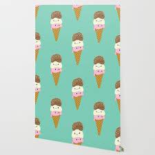 cute ice creams wallpaper by artbyfern