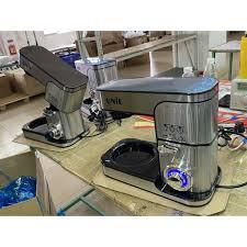 Máy nhồi bột kiêm đánh trứng UNIE M5 - 8L -1300W
