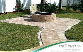 bricks for outdoor fire pit